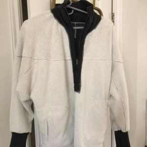 Free People Mountain Dreamin' Reversible Fleece